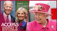 Queen Elizabeth To Welcome President Joe Biden & Jill Biden To Windsor Castle