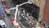 高雄城中城大火46死 美議員表達哀悼為傷患祈福