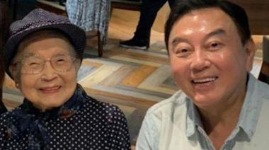 獨家/100歲母拒打AZ疫苗 高國華怨:政府難辭其咎