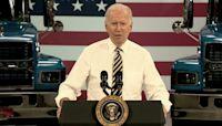 Senate continues work on bipartisan infrastructure bill as Biden faces uphill battle