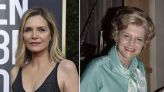 Michelle Pfeiffer to play former first lady Betty Ford for Showtime series