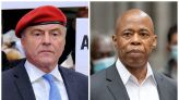NYC mayoral candidate Curtis Sliwa, who doesn't drive, rips opponent over traffic tickets