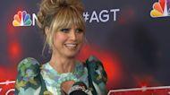 Heidi Klum Admits To Having Wardrobe Malfunction On 'AGT:' 'My Whole Zipper Burst'