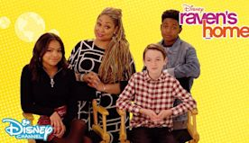 All For Diversity | Raven's Home | Disney Channel UK