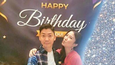 劉倩婷精心安排派對 為李丞責慶祝53歲生日