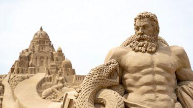 迎福隆國際沙雕藝術季 台鐵週末.連假增停6班次