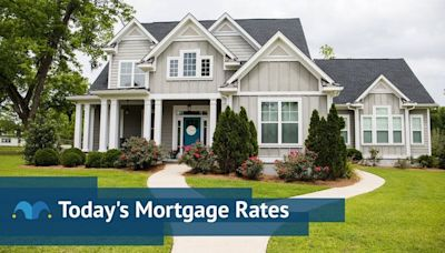 Current Mortgage Rates -- October 22, 2021: Rates Up for Fixed-Rate Loan Options