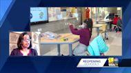 City Schools CEO addresses reopening schools