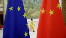 EU, China climate chiefs to meet face-to-face ahead of COP26 talks
