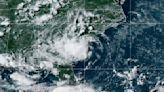 Tropical Storm Danny makes landfall in South Carolina