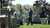 Trump staffer dragged for mocking Joe Biden as he visits family's graves