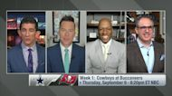 Most compelling storylines from Cowboys-Bucs '21 kickoff game 'NFL Now'