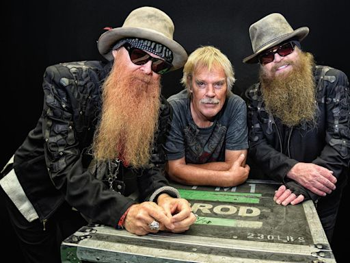 ZZ Top Performs Their First Concert Since Bassist Dusty Hill's Sudden Death at Age 72