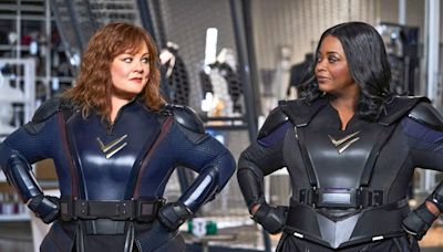 Melissa McCarthy and Octavia Spencer on Their 25-Year Friendship That Only Got Stronger on Thunder Force