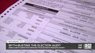What's ballot adjudication and how does it affect Arizona's election audit?