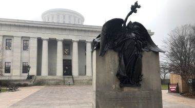 Few statehouses feature memorials to actual historical women