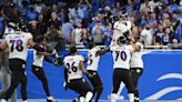 Justin Tucker makes history in Detroit, saving Baltimore with 66-yard field goal - The Boston Globe