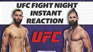 Betting: UFC Reyes vs. Prochazka Instant Reaction