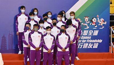 江旻憓女子重劍8強挫對手 晉身全運會4強賽