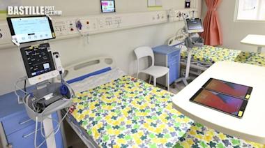 有病格負壓系統今早一度暫停 北大嶼山醫院:新冠感染風險非常低   社會事