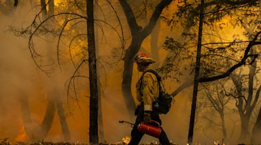 Trump administration rejects California fires disaster declaration