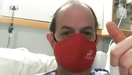 'This is life-changing': Man struggles with long-haul COVID-19