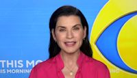 Julianna Margulies reflects on early career, decision to walk away from millions of dollars