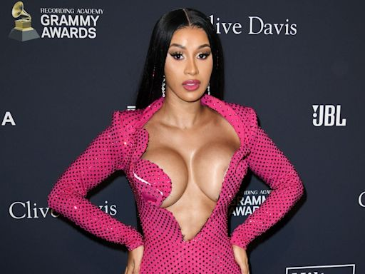 Cardi B defends her use of the R-word after she was 'chewed up' on Twitter: 'They want you to be Mother Teresa'