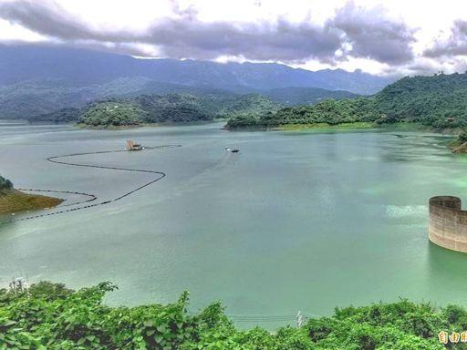 入流大於出水 曾文、烏山頭水庫合計有效蓄水量突破4億立方米
