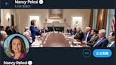 遭川普怒罵「三流政客」 白宮庫德族會議裴洛西憤而離席