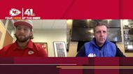 Chiefs 1-on-1: FB Michael Burton takes over for retired Anthony Sherman