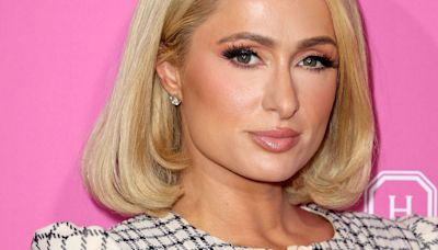 Paris Hilton's wedding registry list is every bit as OTT as you'd imagine