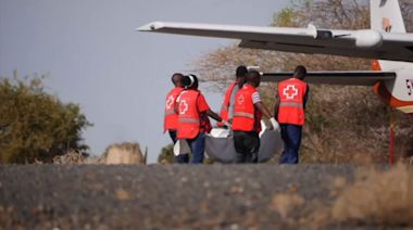 Americans' bodies recovered from Kenya crash