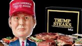 Trump's social media platform looks like a high-tech version of 'Trump Steaks': report