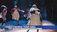 Hamilton Tickets Go On Sale To Public Oct. 5 For Denver Center For The Performing Arts