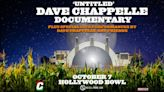 Dave Chapelle to Premiere New Documentary at Hollywood Bowl