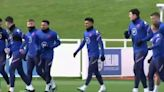 WATCH: First footage of Ollie Watkins in first team training with England