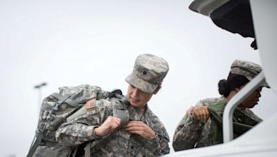 New legislation would require women, like men, to sign up for potential draft