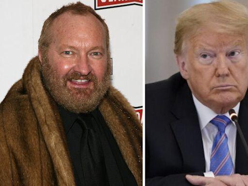 Trump Shares Creepy Randy Quaid Video Declaring Fox News 'Dead'