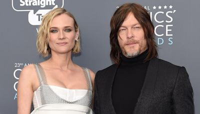 Diane Kruger Recalls Hearing Daughter's Heartbeat for First Time with Norman Reedus on Mother's Day
