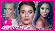 Lea Michele Listens to Olivia Rodrigo's 'Glee' Lyrics After Costar Drama