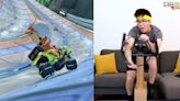 最終極的瘦身遊戲就是結合了 Labo、RingFit 和 Mario Kart!
