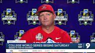 Arizona set to begin College World Series
