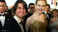 Nicole Kidman reflects on the crazy amount of media attention during her marriage to Tom Cruise