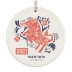 Lunar New Year of the Ox 2021 Ceramic Ornament