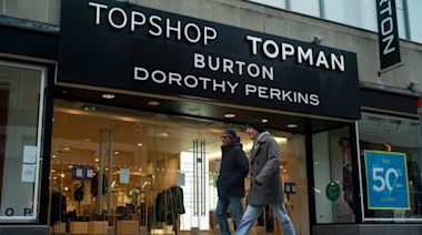 Debenhams and Topshop collapse: here's what it means for refunds and vouchers