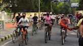Wazirabad sports complex will now include an int'l standard cycle track