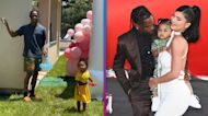 Kylie Jenner Gets Into Playful Water Balloon Fight With Travis Scott and Daughter Stormi -- Watch!