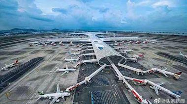 急停500架次航班! 深圳機場人員確診「半年前曾施打國藥疫苗」