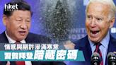 習近平賀拜登藏密碼 情感與期許滲滿寒意 - 香港經濟日報 - 中國頻道 - 國情動向